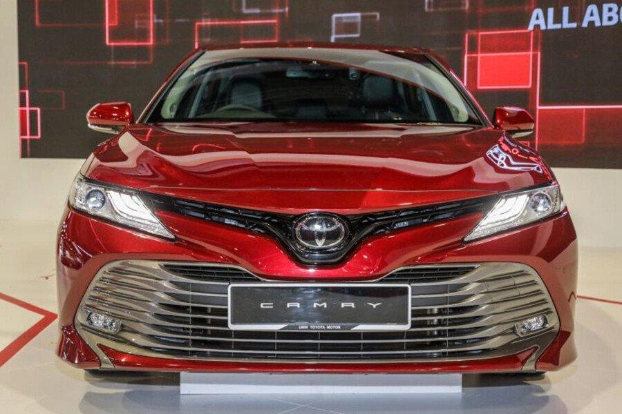 Toyota Camry 2.0G Nhập Khẩu - Hình 2