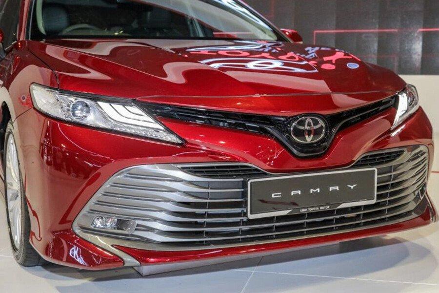 Toyota Camry 2.0G Nhập Khẩu - Hình 3