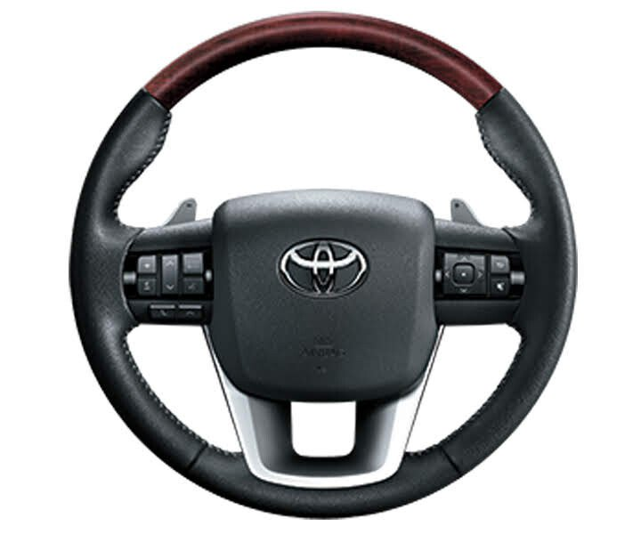 Toyota Fortuner 2.4 4x2 AT 2020 - Hình 28