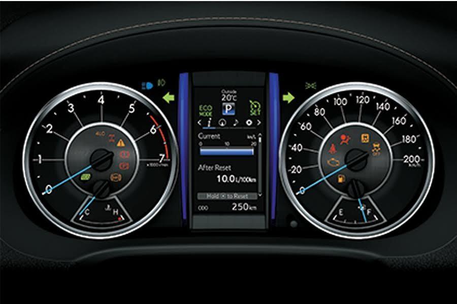 Toyota Fortuner 2.4 4x2 AT 2020 - Hình 35