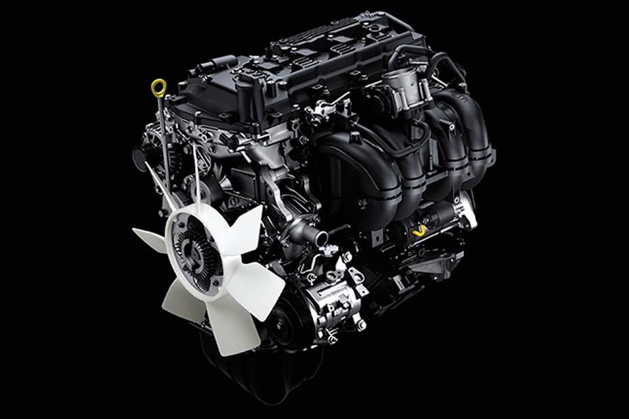 Toyota Fortuner 2.4 4x2 AT 2020 - Hình 36