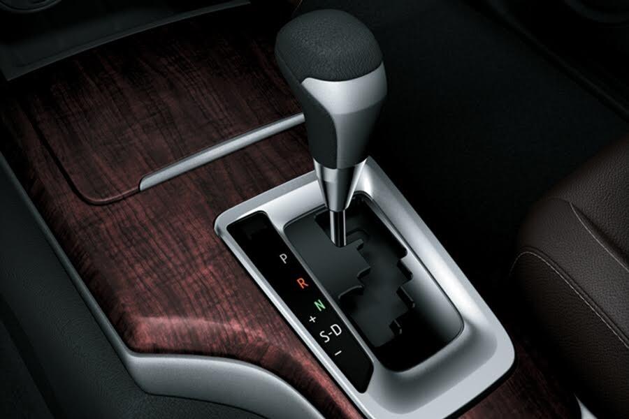 Toyota Fortuner 2.4 4x2 AT 2020 - Hình 37