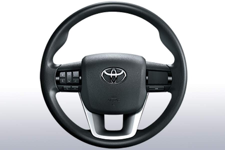 Toyota Fortuner 2.4G 4x2 MT 2020 - Hình 28