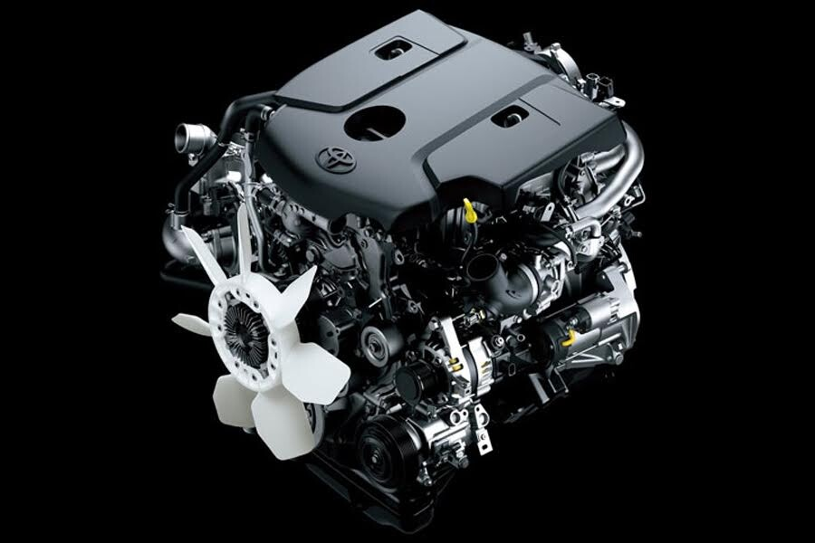 Toyota Fortuner 2.4G 4x2 MT 2020 - Hình 35