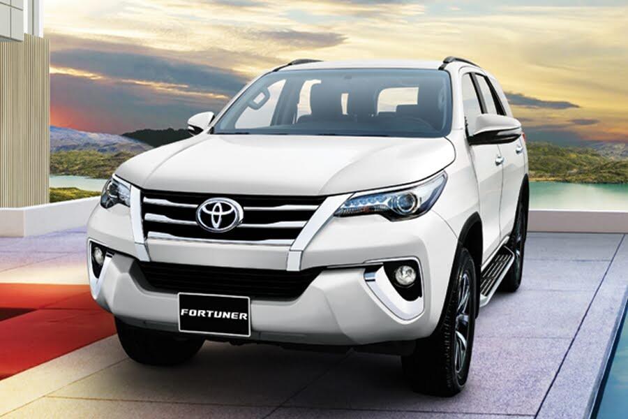 Toyota Fortuner 2.7V 4x2 2018 - Hình 1
