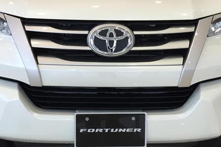 Toyota Fortuner 2.8V 4x4 2018 - Hình 20