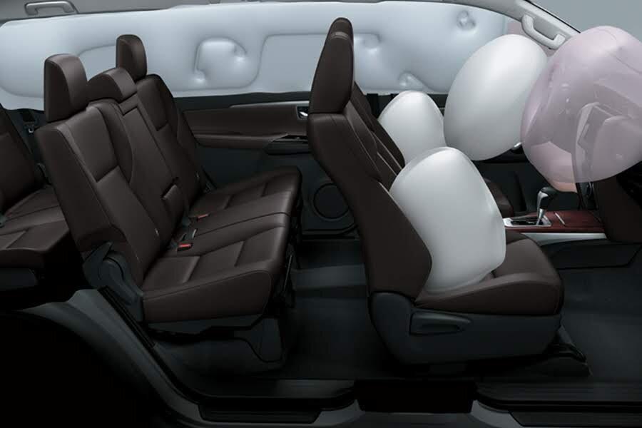Toyota Fortuner 2.8V 4x4 2018 - Hình 55