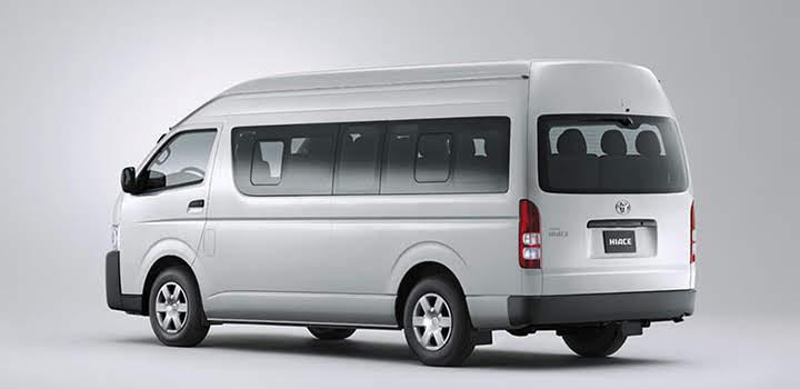 Toyota Hiace Động cơ dầu - Hình 2