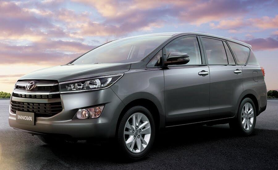 Toyota Innova 2.0E 2018 - Hình 1