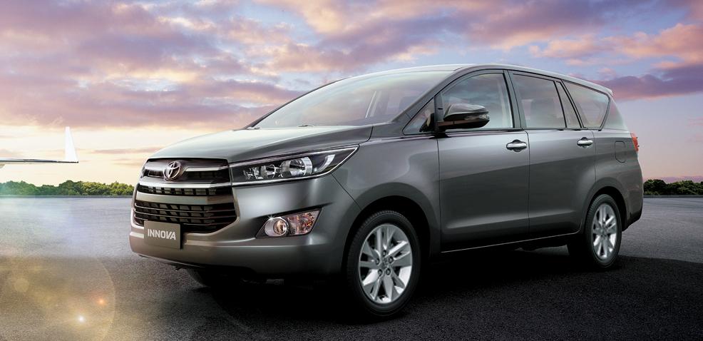 Toyota Innova 2.0V 2018 - Hình 1