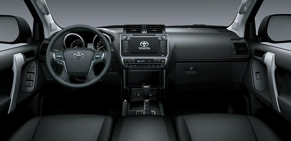 Toyota Land Cruiser Prado VX - Hình 11