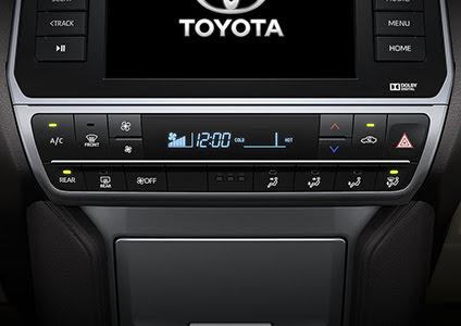 Toyota Land Cruiser Prado VX - Hình 17