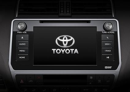 Toyota Land Cruiser Prado VX - Hình 18