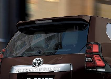 Toyota Land Cruiser Prado VX - Hình 7