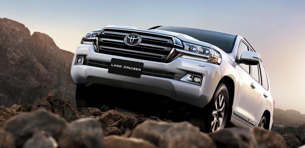 Toyota Land Cruiser VX - Hình 1