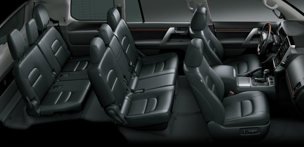 Toyota Land Cruiser VX - Hình 10