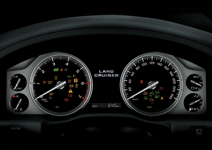 Toyota Land Cruiser VX - Hình 12