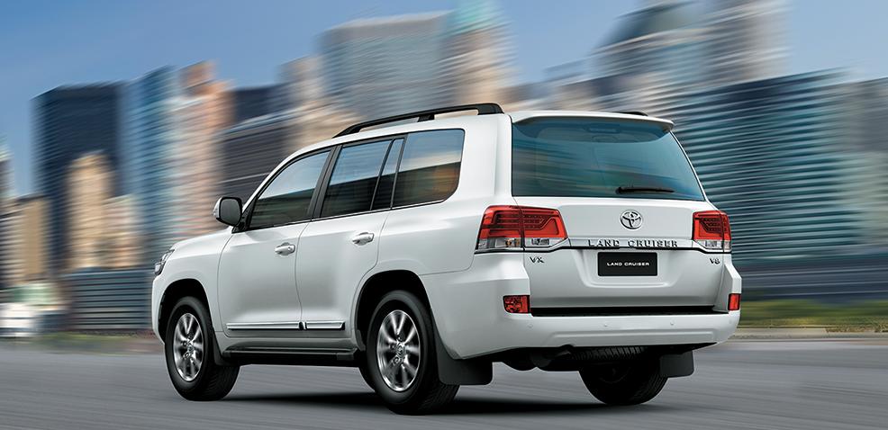 Toyota Land Cruiser VX - Hình 16
