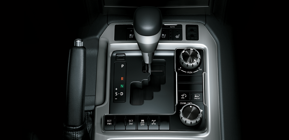 Toyota Land Cruiser VX - Hình 18