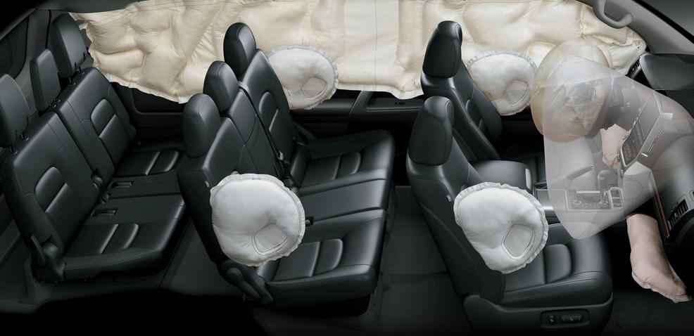 Toyota Land Cruiser VX - Hình 22