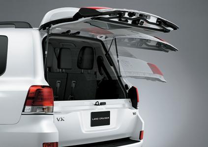 Toyota Land Cruiser VX - Hình 8