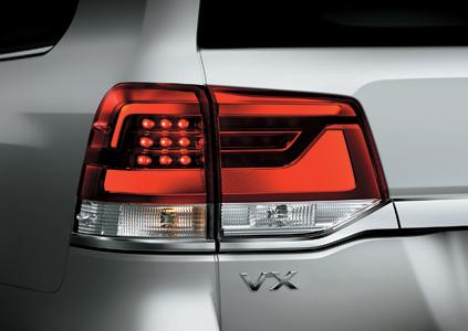 Toyota Land Cruiser VX - Hình 9