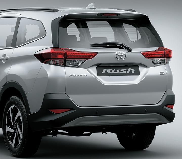 Toyota Rush S 1.5AT 2020 - Hình 7