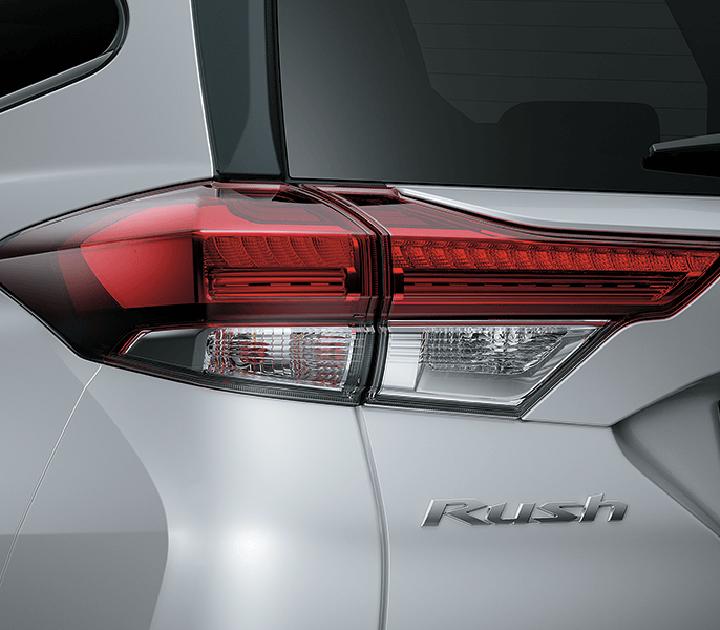 Toyota Rush S 1.5AT 2020 - Hình 8