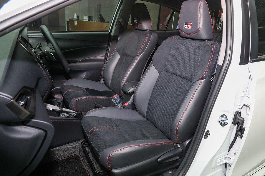 Toyota Vios 1.5 GR-S - Hình 23