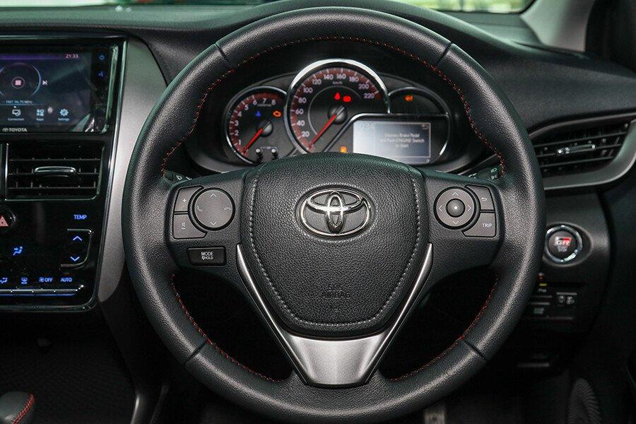 Toyota Vios 1.5 GR-S - Hình 25