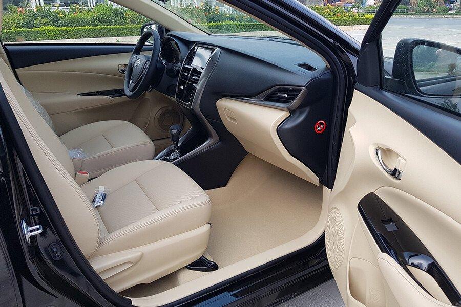 Toyota Vios 1.5E CVT (3 túi khí) - Hình 25