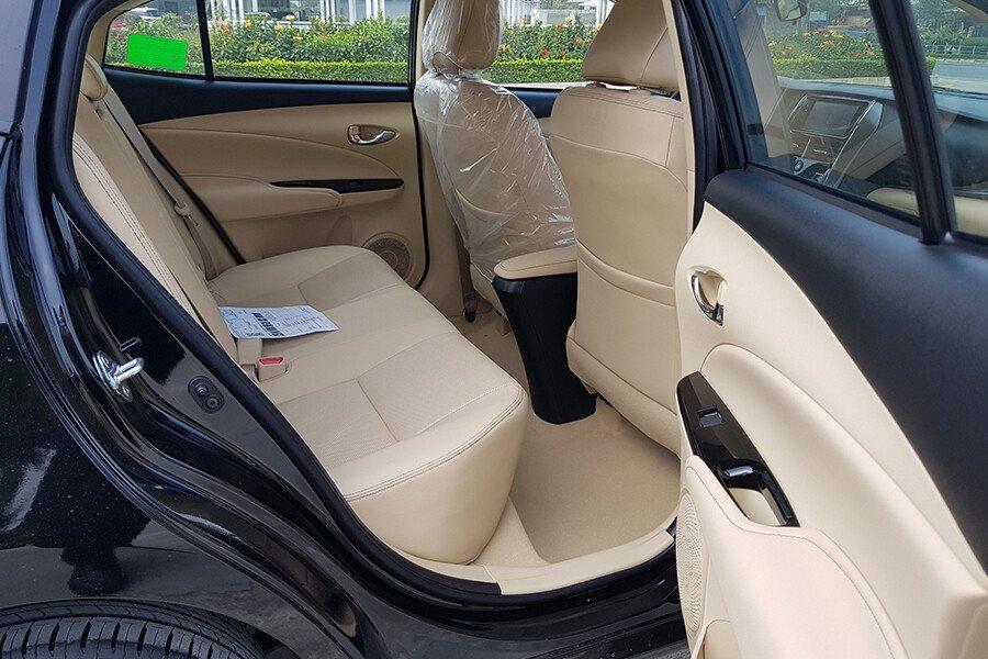 Toyota Vios 1.5E CVT (3 túi khí) - Hình 27