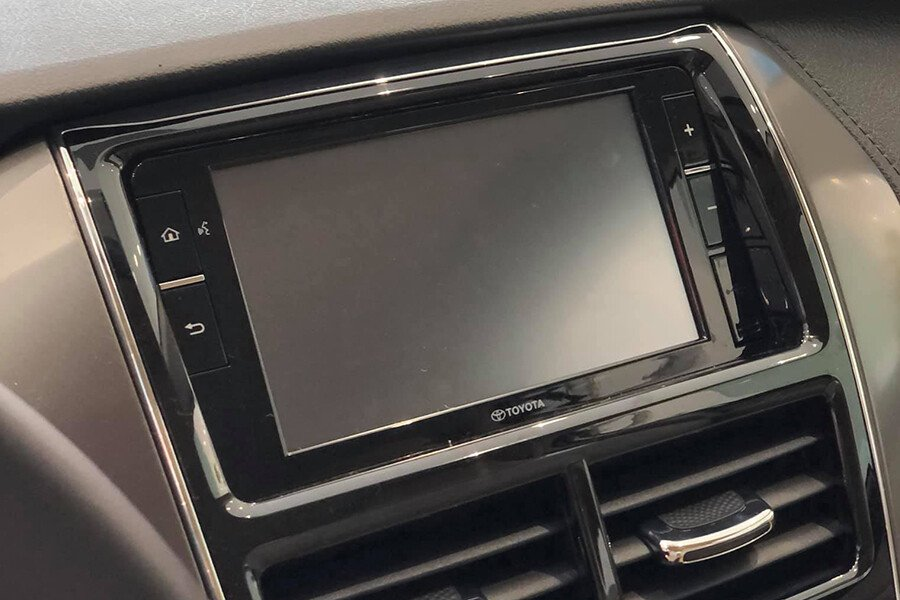 Toyota Vios 1.5G CVT - Hình 21