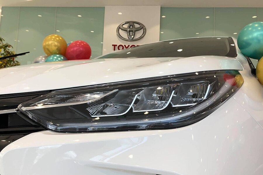 Toyota Vios 1.5G CVT - Hình 7