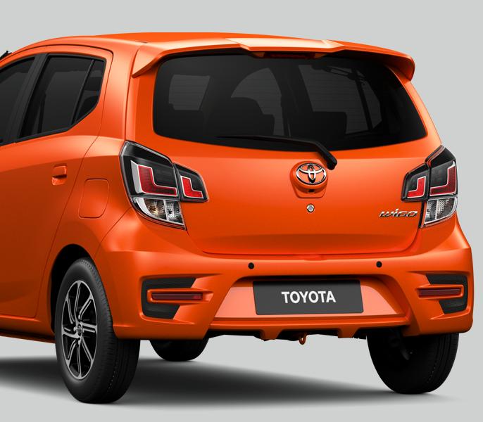 Toyota Wigo G 1.2 MT 2018 - Hình 7