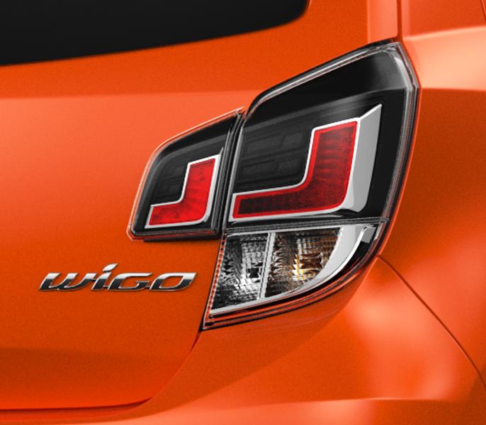 Toyota Wigo G 1.2 MT 2018 - Hình 8