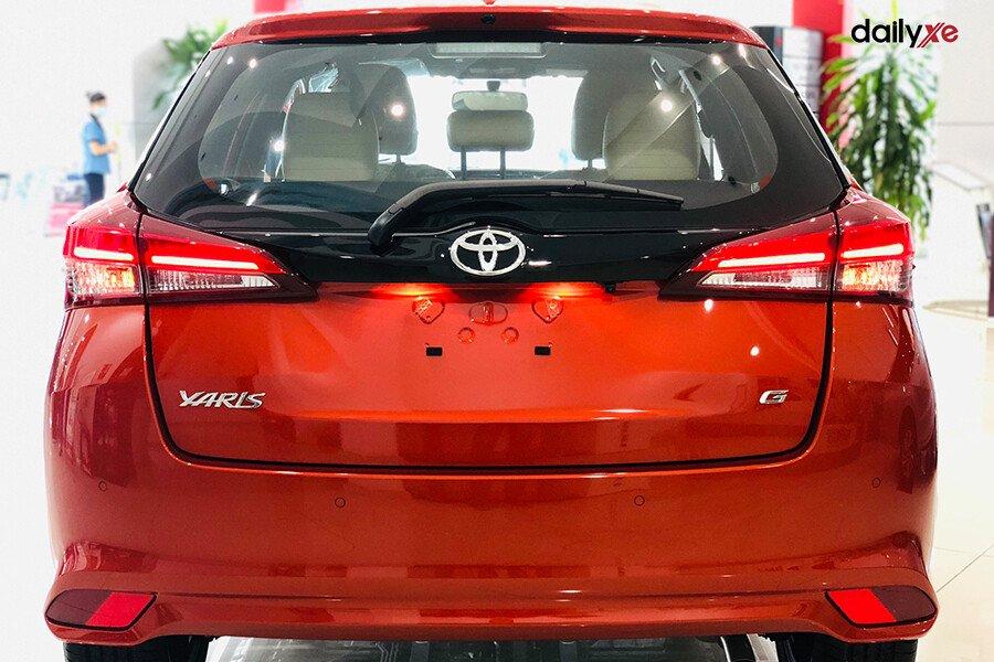 Toyota Yaris G (CVT) - Hình 17
