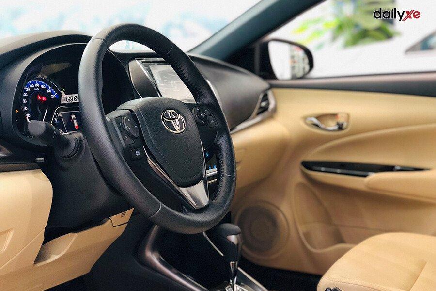 Toyota Yaris G (CVT) - Hình 21