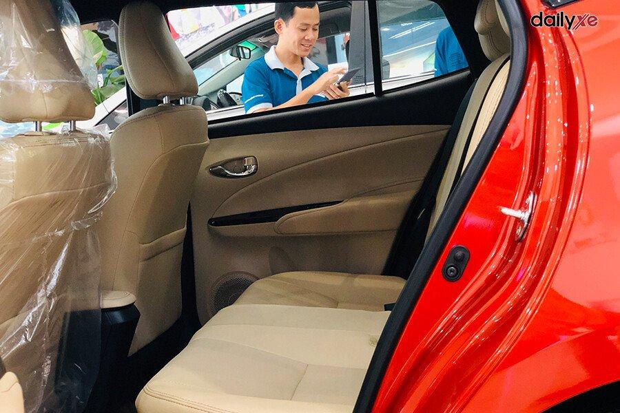 Toyota Yaris G (CVT) - Hình 23