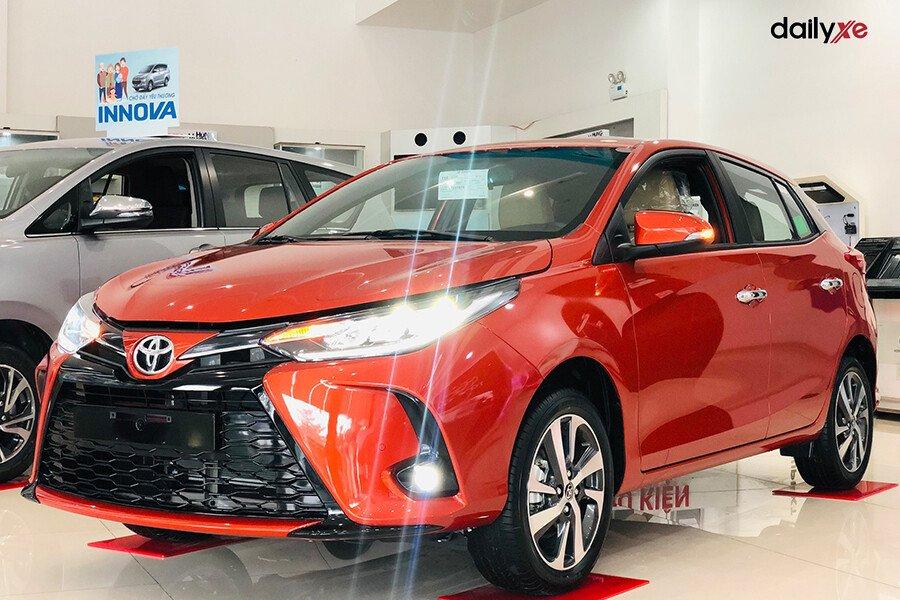 Toyota Yaris G (CVT) - Hình 3