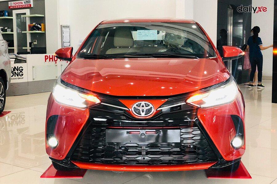 Toyota Yaris G (CVT) - Hình 5