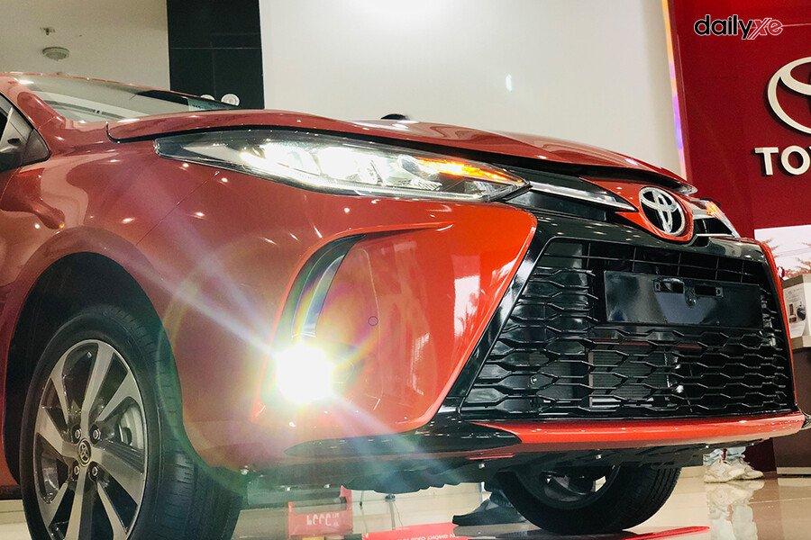 Toyota Yaris G (CVT) - Hình 7