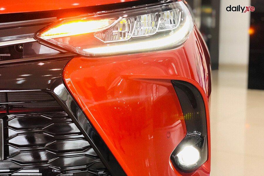 Toyota Yaris G (CVT) - Hình 9