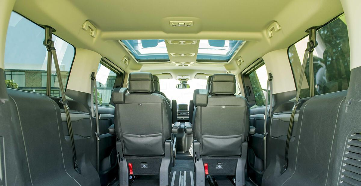 Peugeot Traveller 2019 - Hình 20