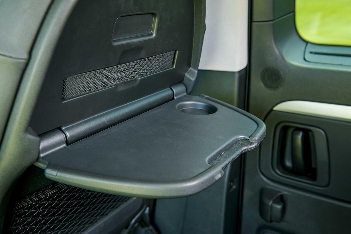 Peugeot Traveller 2019 - Hình 27