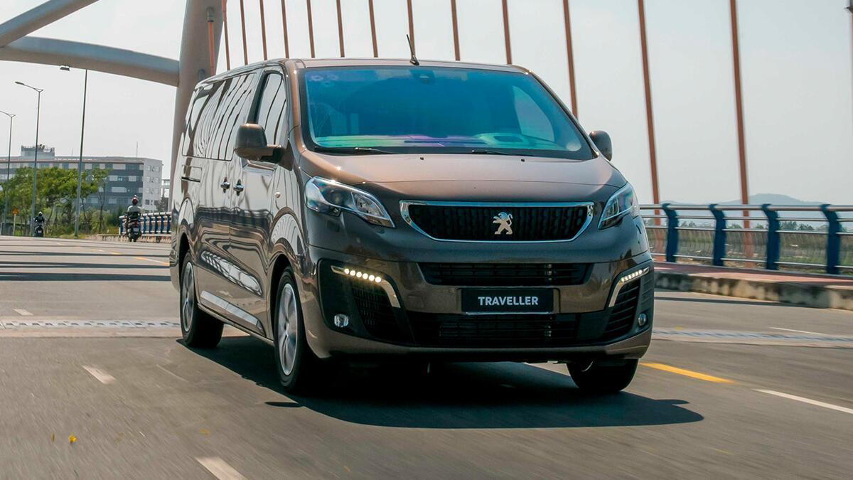 Peugeot Traveller 2019 - Hình 5