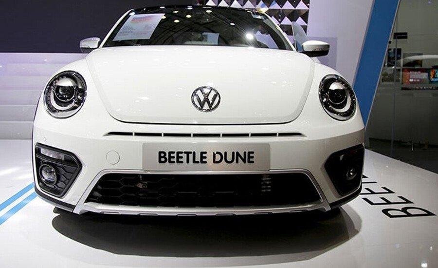 Volkswagen Beetle Dune 2.0L - Hình 3