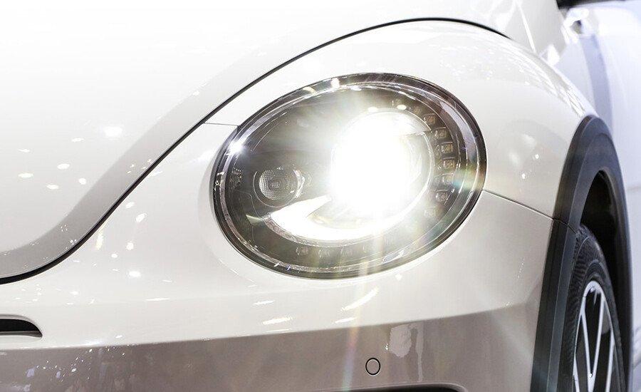 Volkswagen Beetle Dune 2.0L - Hình 4